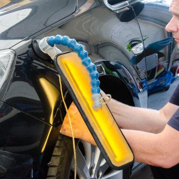 إصلاح ثقوب السيارة