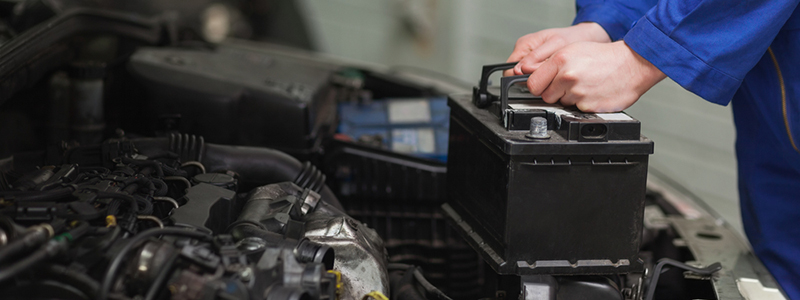 Battery Change for Cars
