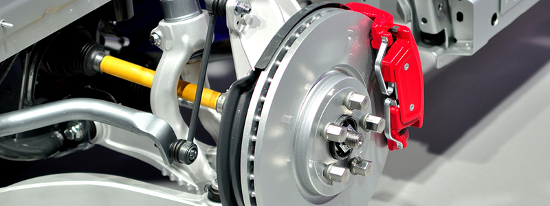 It is essential to get your vehicle's brakes and suspension checked regularly